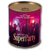Konserwa SUPER PARTY